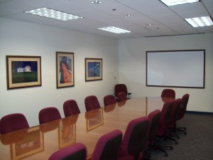 CFMS - VEDP conference room
