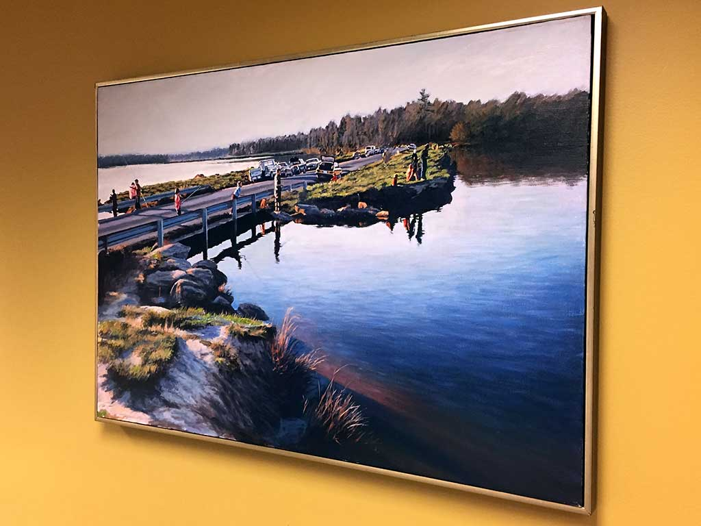 Custom Picture Framing & Art Hanging Services in Richmond VA